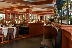 washington dc hotels, Georgetown dining