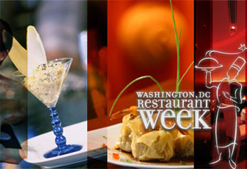 Washington DC hotels, washington dc restaurant week
