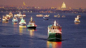 Alexandria Holiday Boat Parade